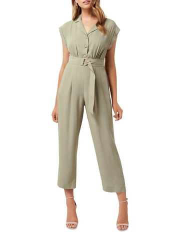 8d0ad2dc6db2 Forever NewMackenzie Petite Collar jumpsuit. Forever New Mackenzie Petite  Collar jumpsuit