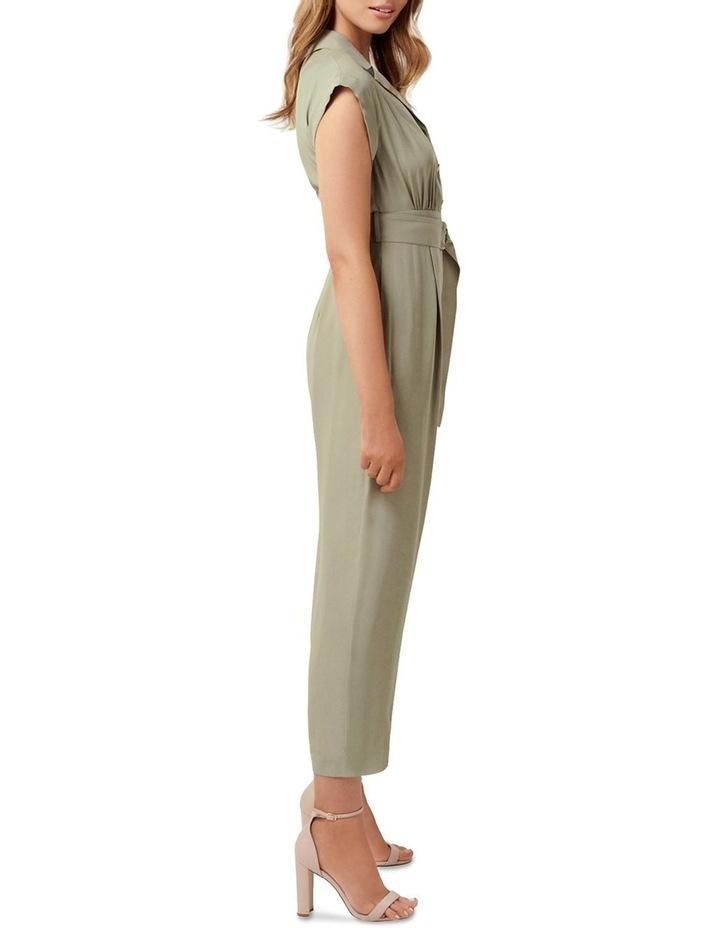 Mackenzie Petite Collar jumpsuit image 3