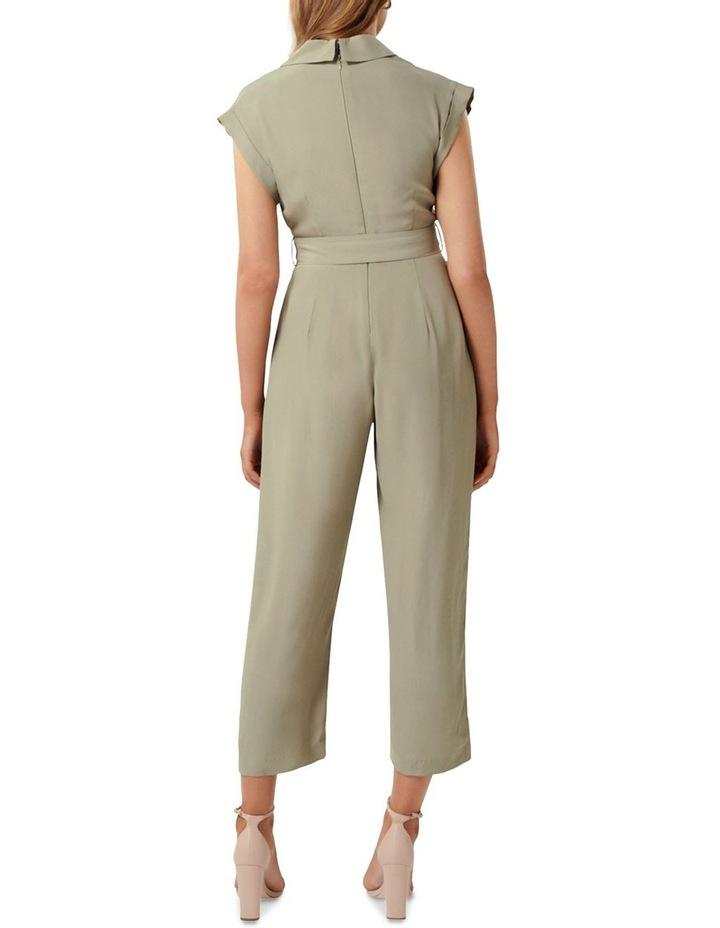 Mackenzie Petite Collar jumpsuit image 4