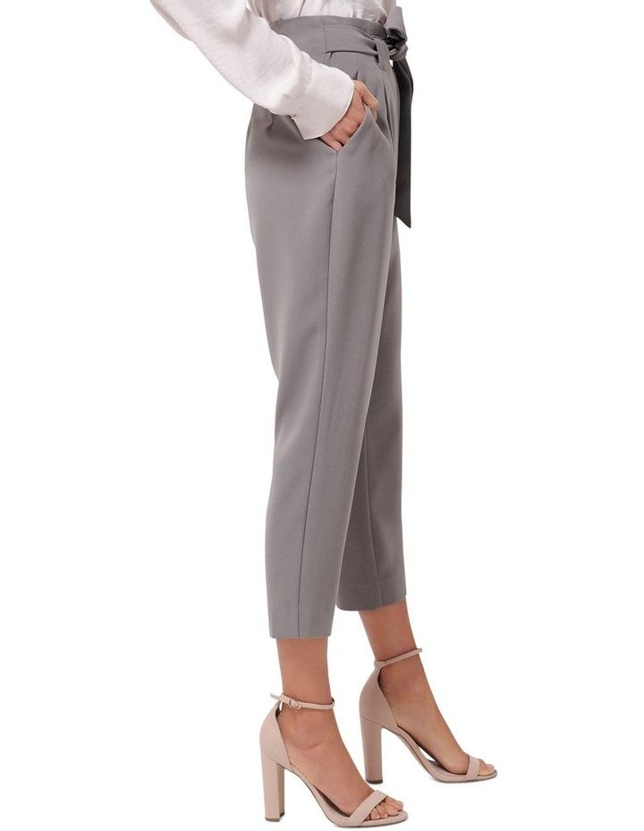Natasha Petite Highwaist Tie Pants image 2