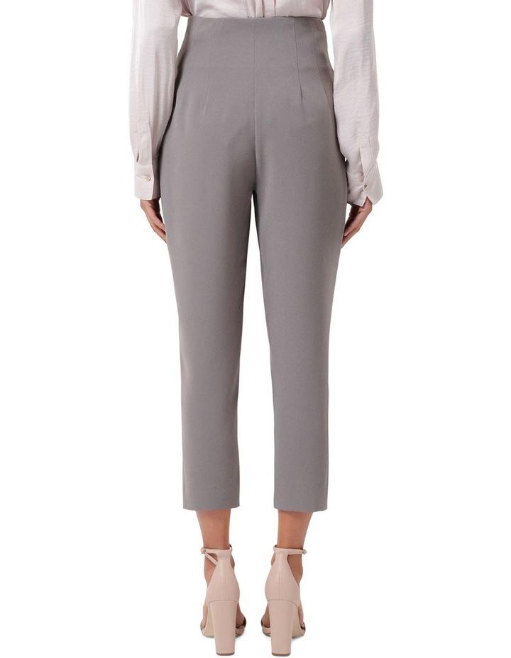 Natasha Petite Highwaist Tie Pants image 3