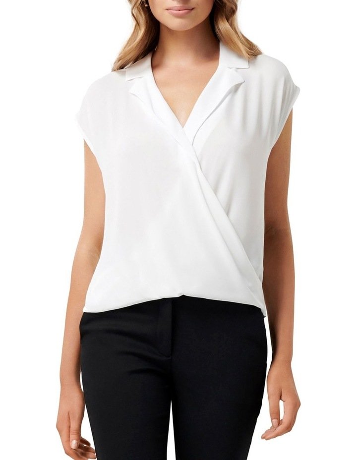 Willow Wrap Blouse image 1