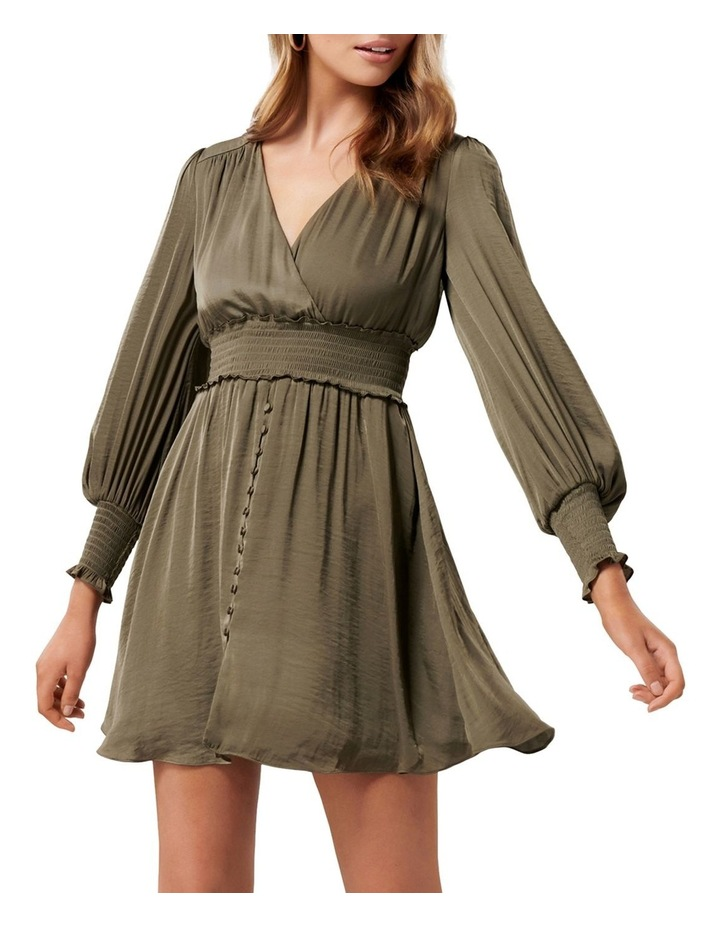 Evie Petite Long Sleeve Dress image 1