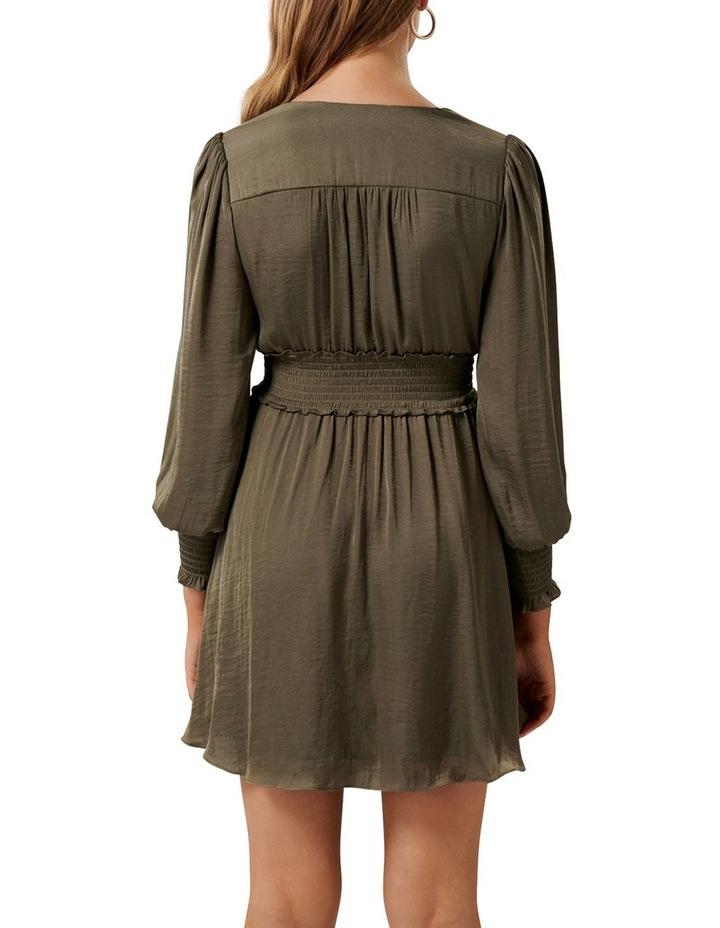 Evie Petite Long Sleeve Dress image 4