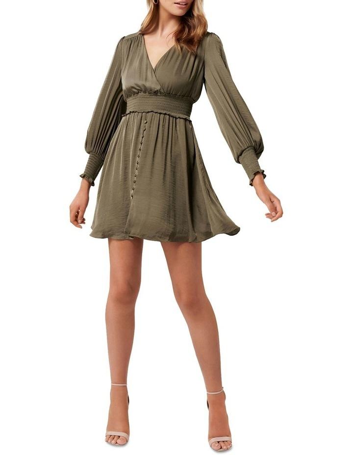 Evie Petite Long Sleeve Dress image 5