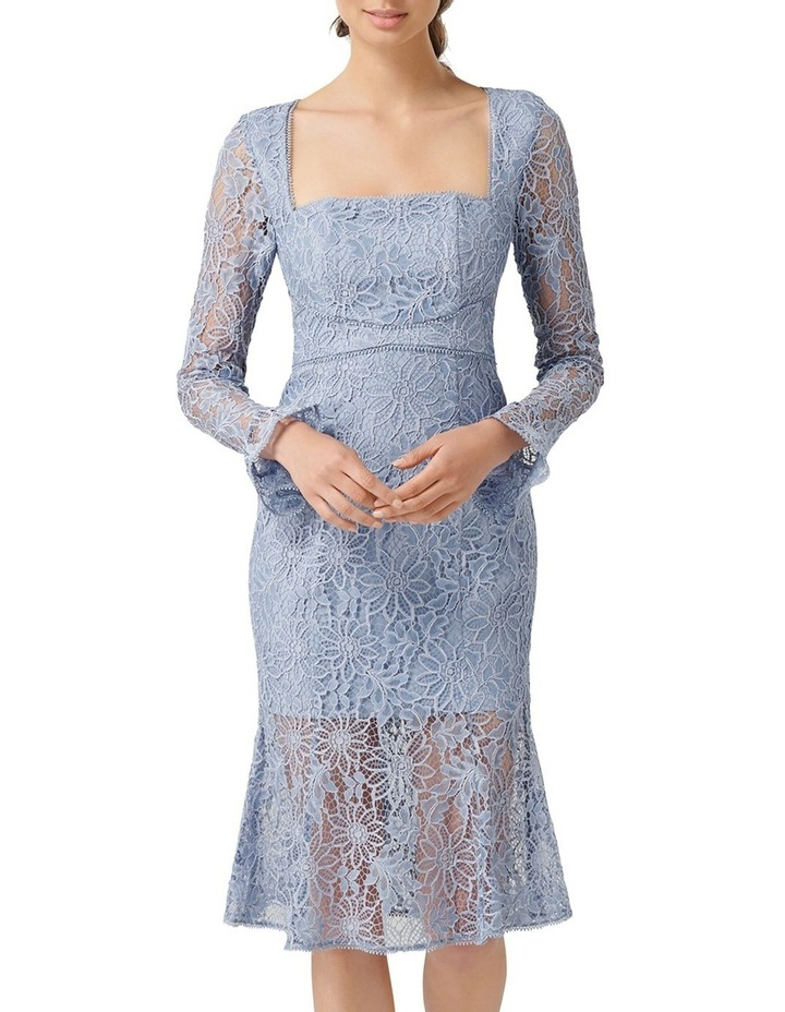 Marissa Lace Square Neck Dress image 1