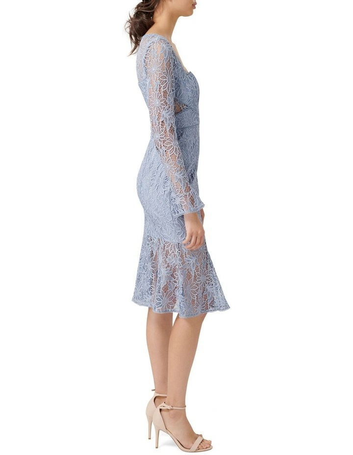 Marissa Lace Square Neck Dress image 3