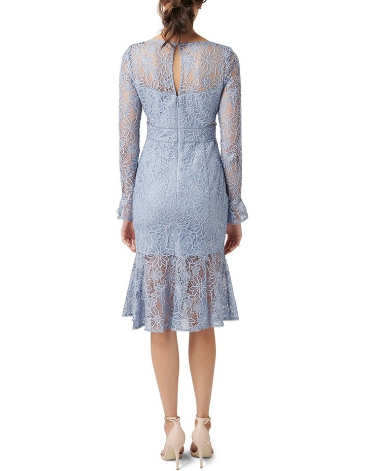 Marissa Lace Square Neck Dress image 4