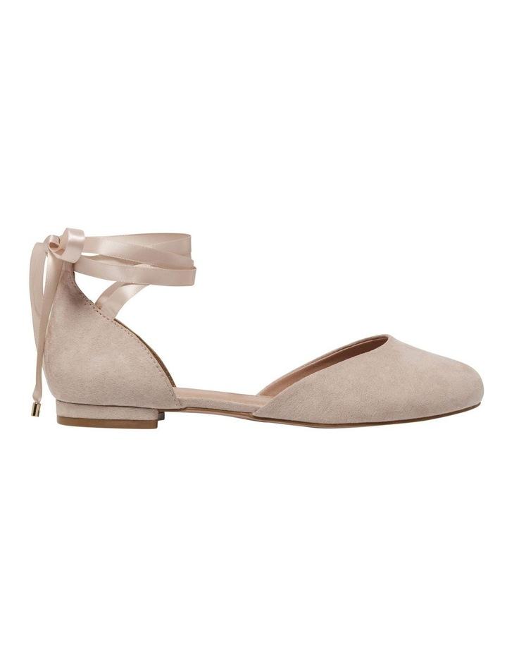 Faye Ankle Tie Ballerinas image 1