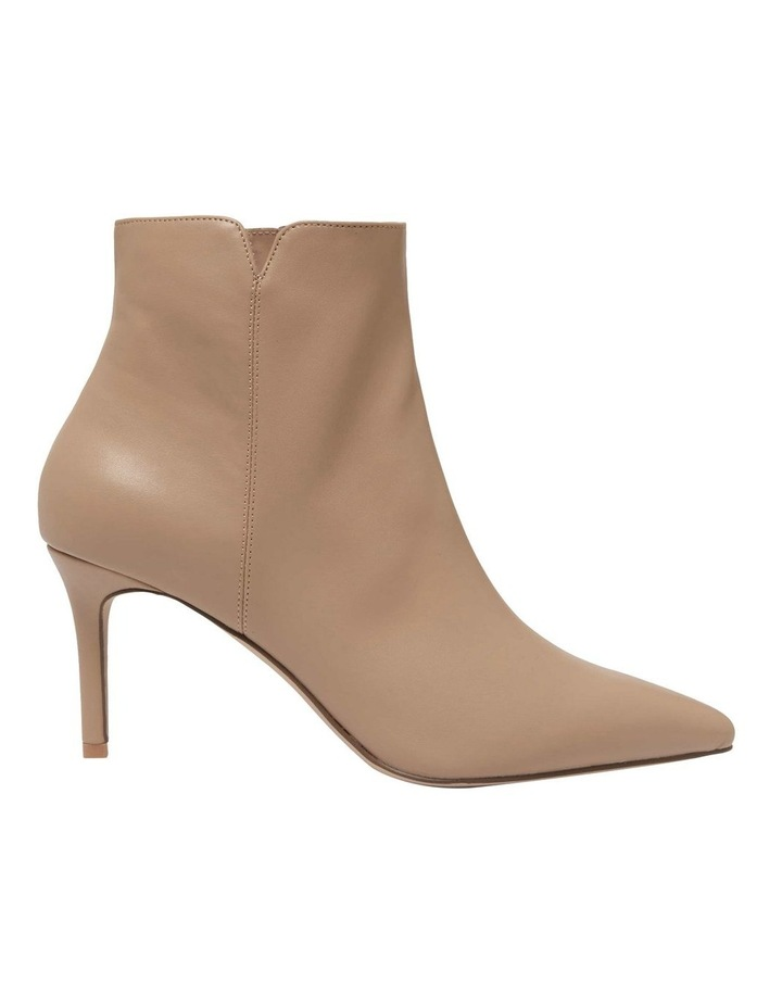 Blair Pointed Mid Heel Boots image 1