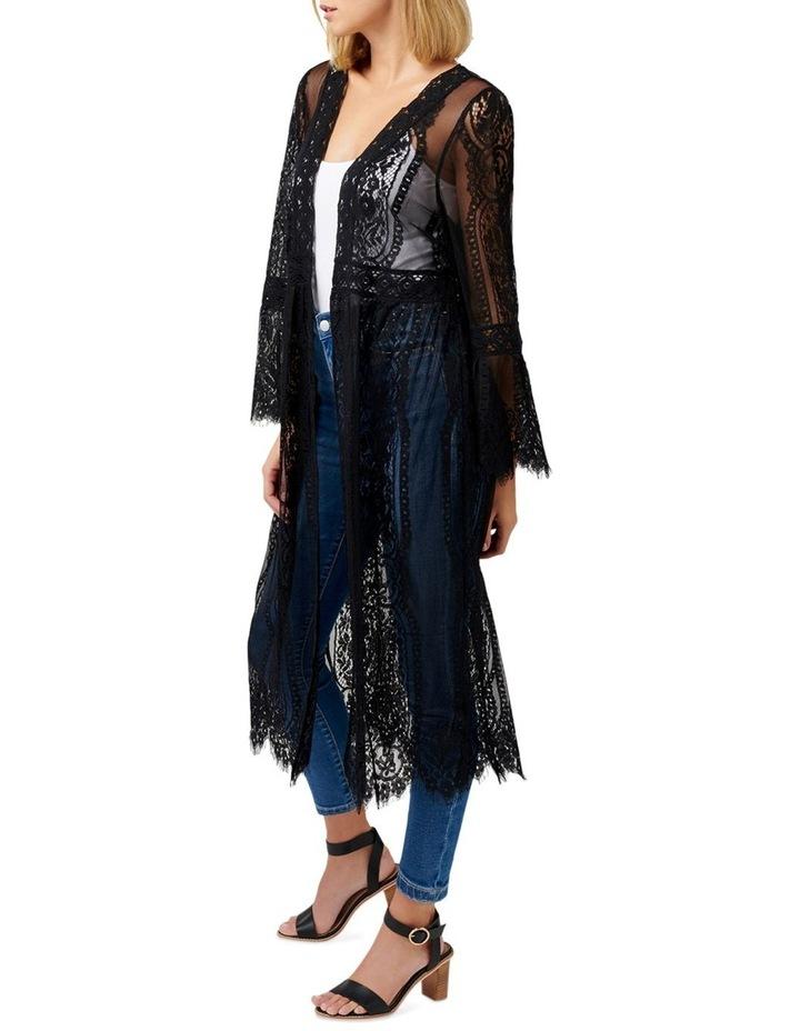 Lydia Lace Kimono image 2