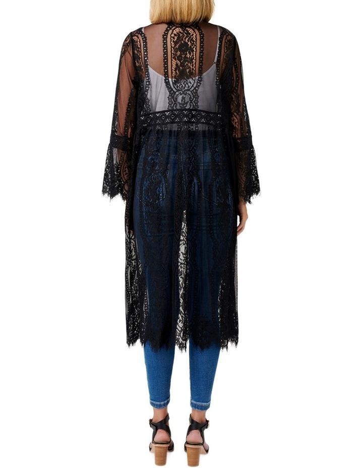 Lydia Lace Kimono image 3