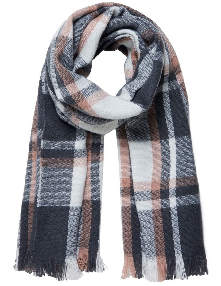 Rosie Check Scarf image 1