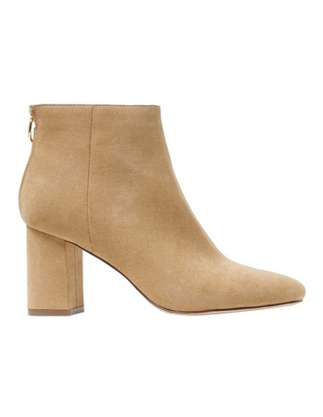7772745c1d64 Forever New Reign Flared Heel Boots