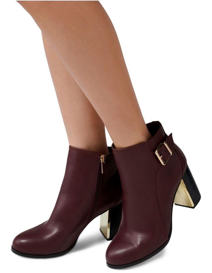 Karina Block Heel Boots image 2