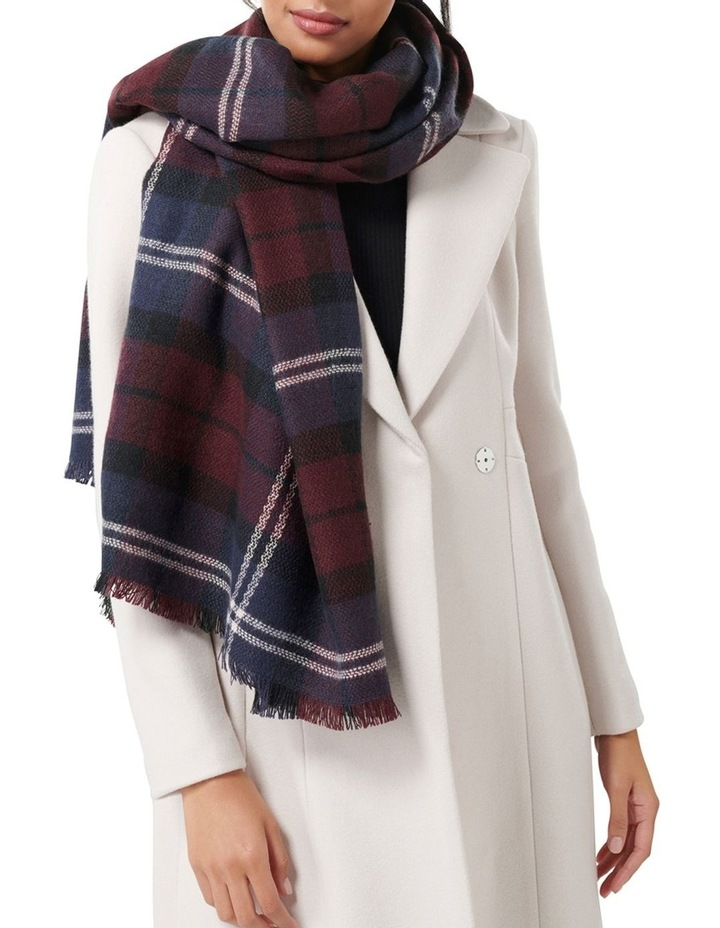 Maisie Check Scarf image 1