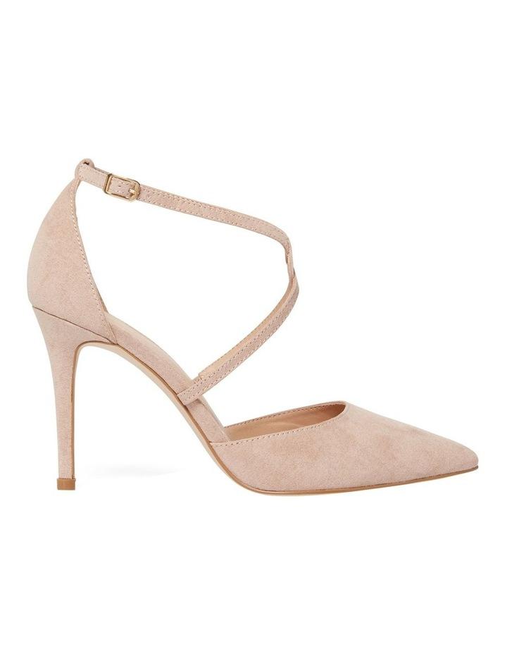 Eden Twist Detail Court Shoes image 1