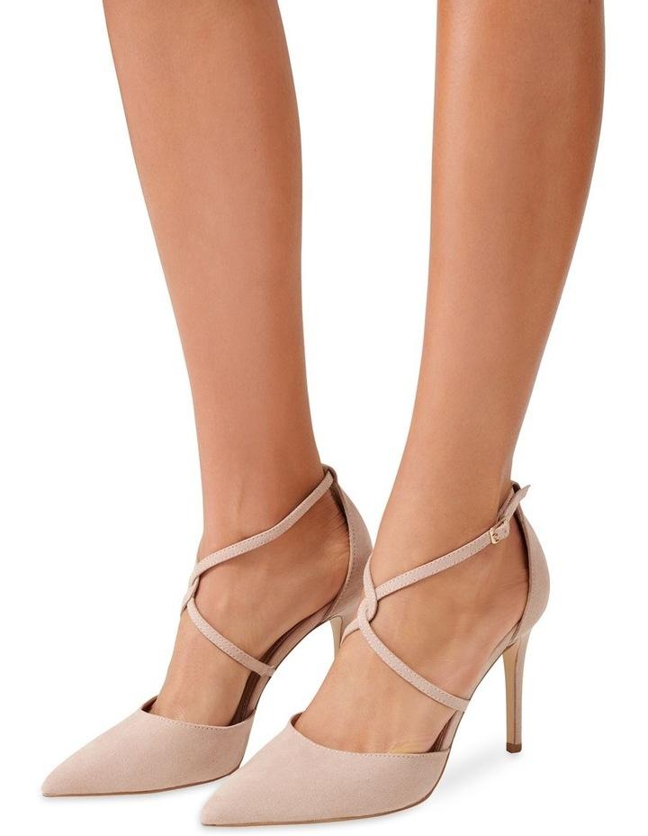 Eden Twist Detail Court Shoes image 2