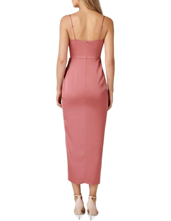 Holly Cowl Neck Midi Dress image 4