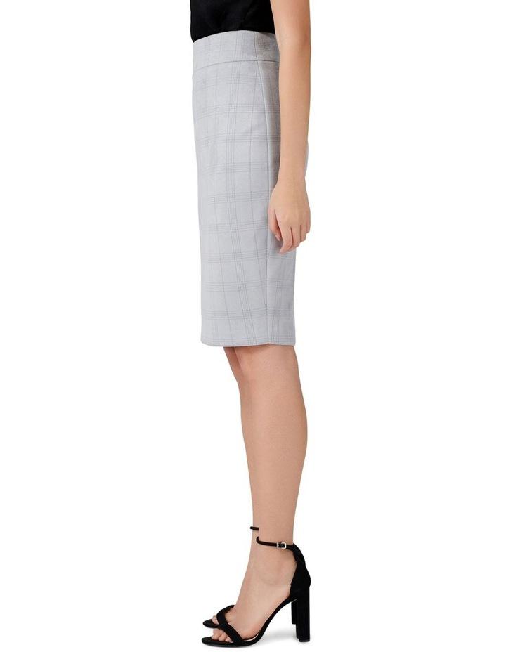 Angeline Suedette Pencil Skirt image 2