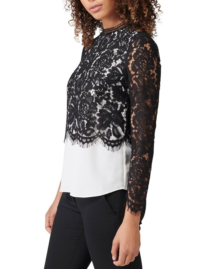 Dakota Two-in-One Lace Top image 2
