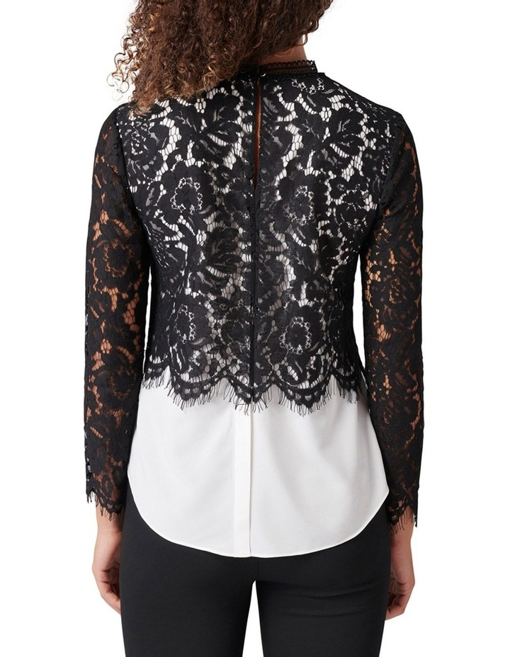 Dakota Two-in-One Lace Top image 3