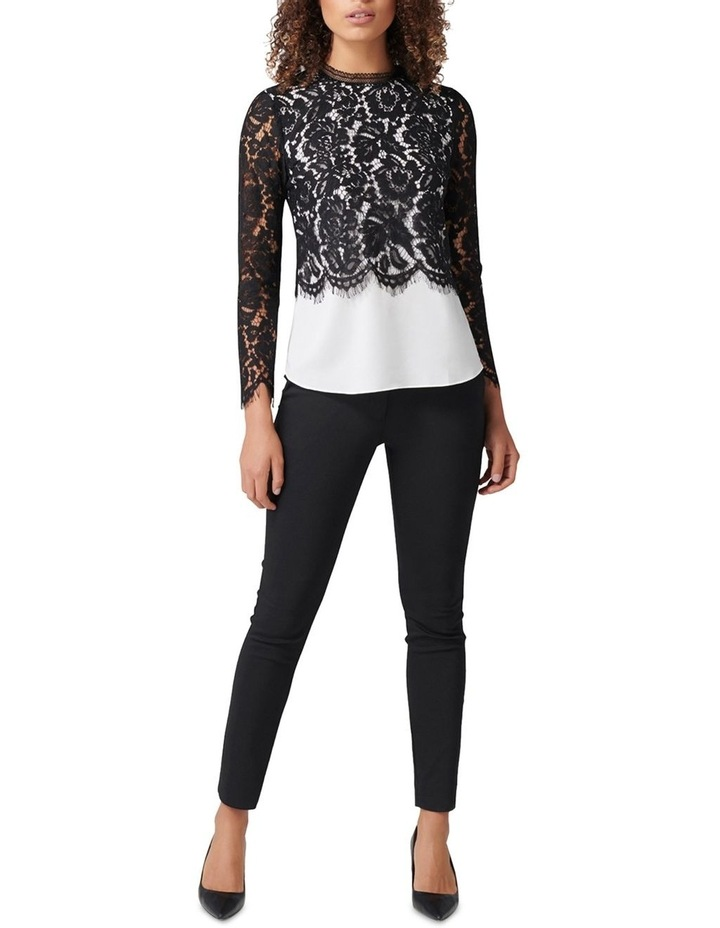 Dakota Two-in-One Lace Top image 4