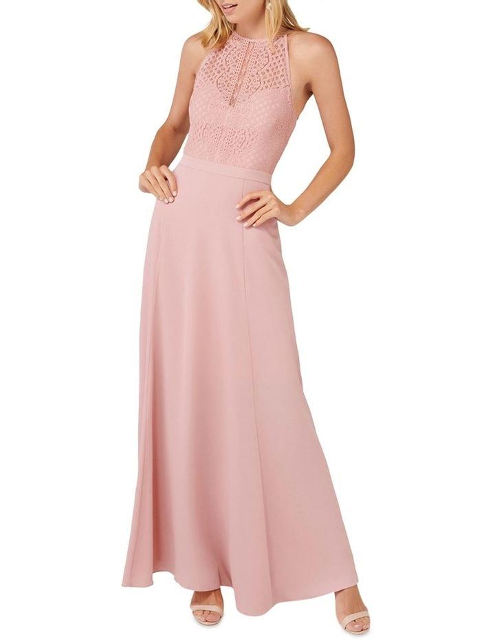 Nina Lace Top Soft Maxi Dress image 1
