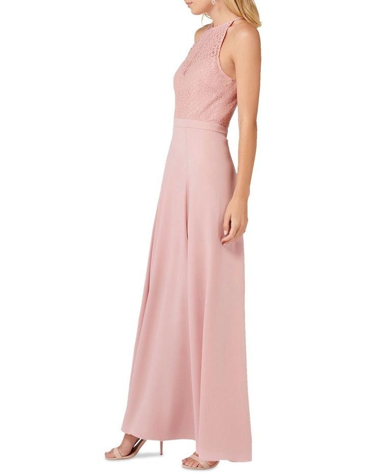Nina Lace Top Soft Maxi Dress image 3