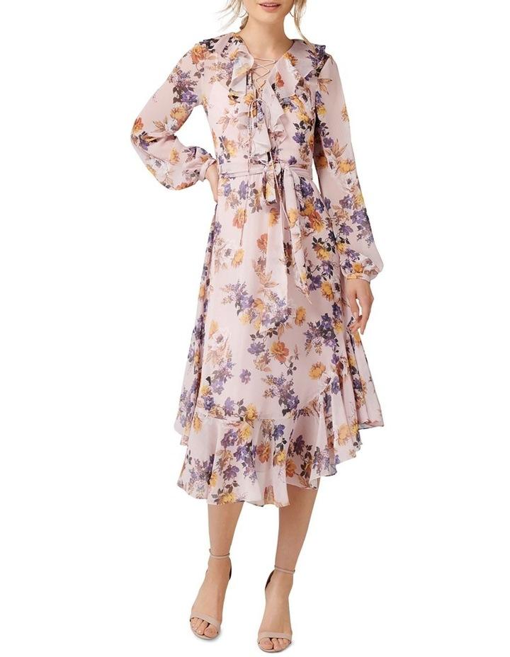 Erin Ruffle Dress image 1