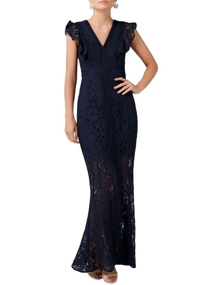 Ebony Lace Gown image 1