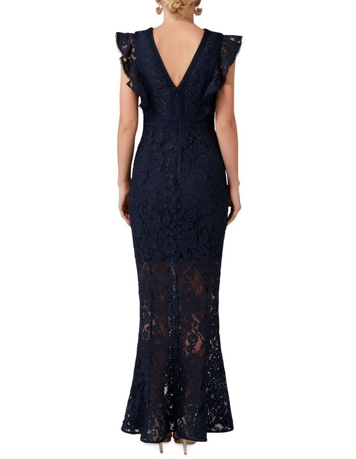 Ebony Lace Gown image 3