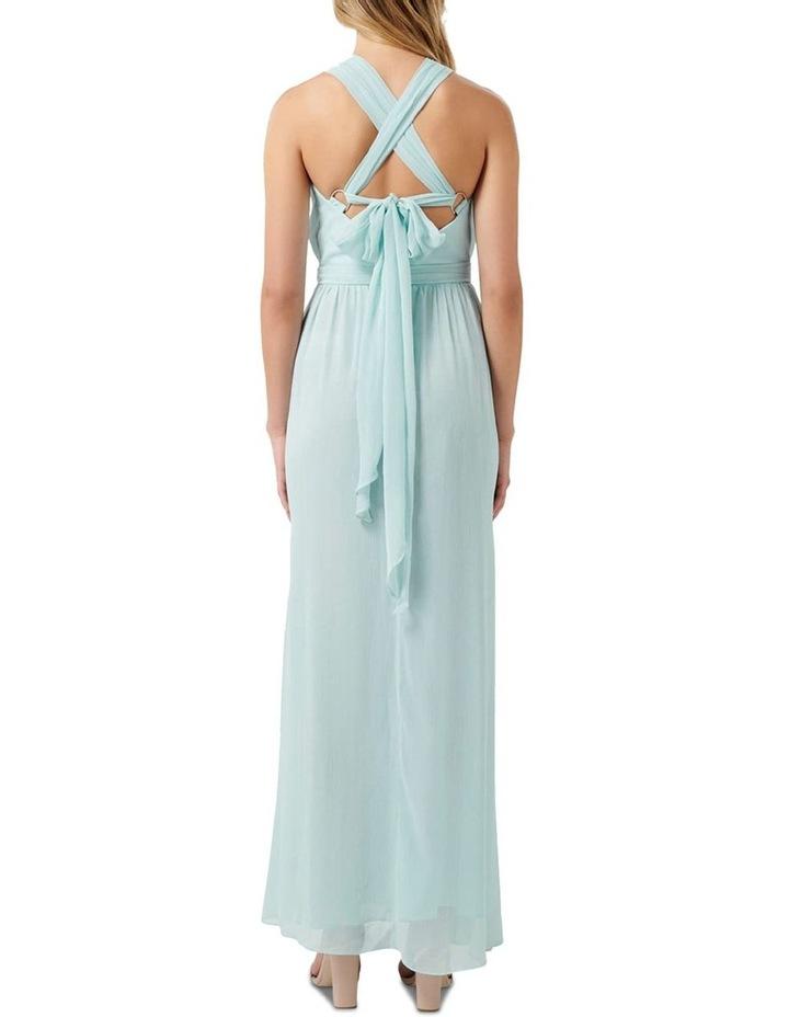Nova Cross Front Maxi Dress image 4