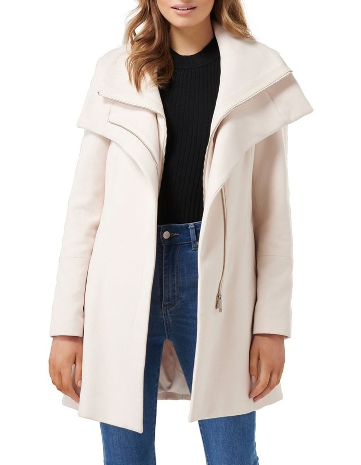 Penelope Wrap Coat by Forever New