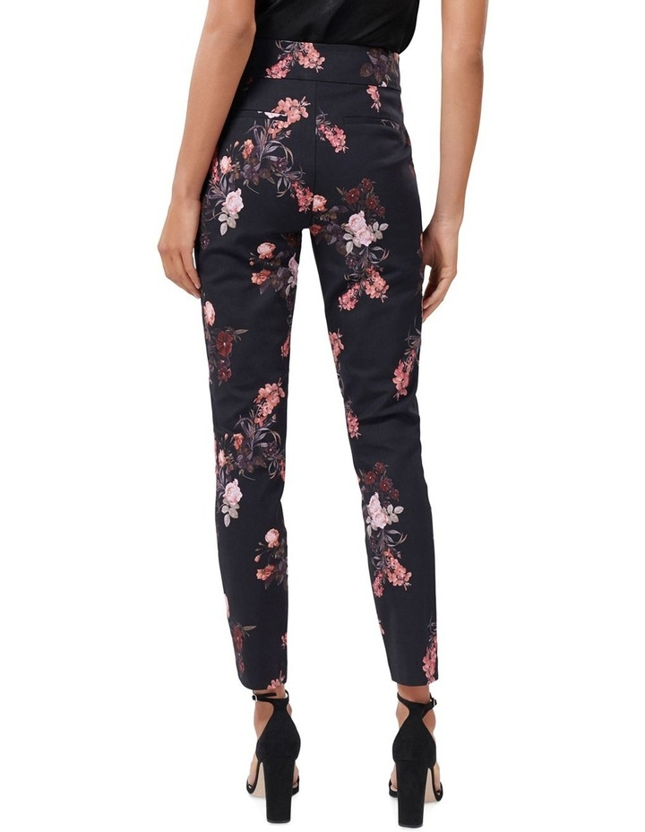 Kellie High Waist Printed Pants image 3