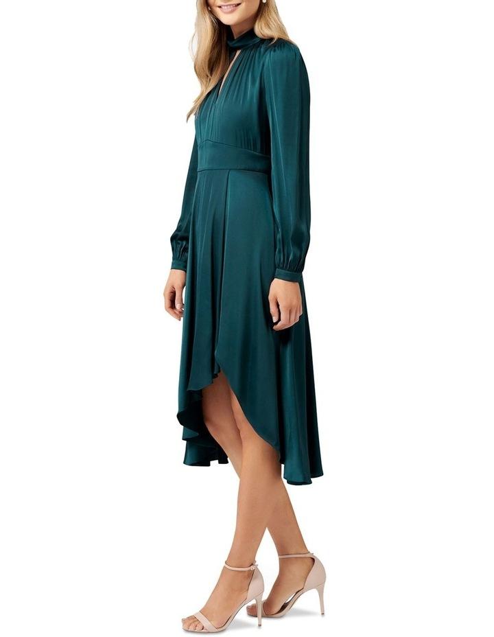Raegan Halo Neck Dress image 3