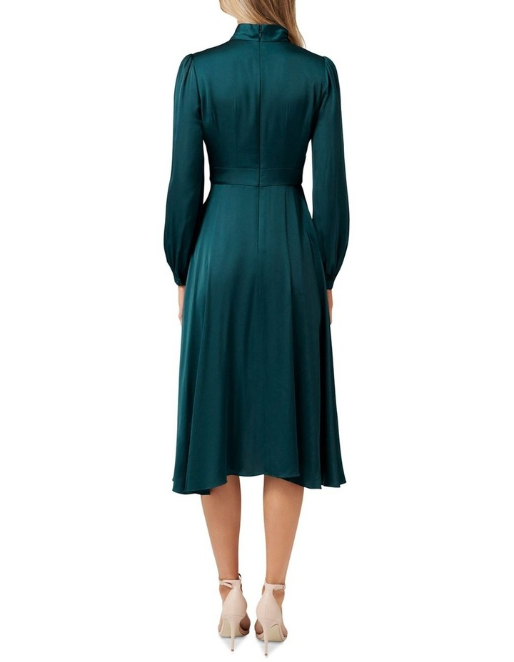 Raegan Halo Neck Dress image 4