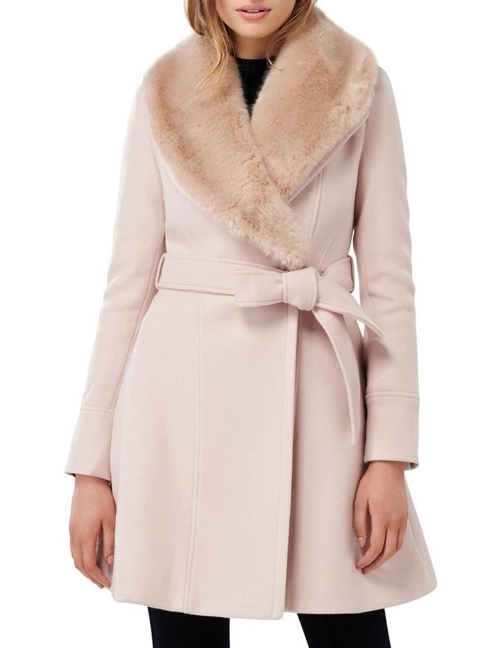 Emilia Skirt Coat by Forever New