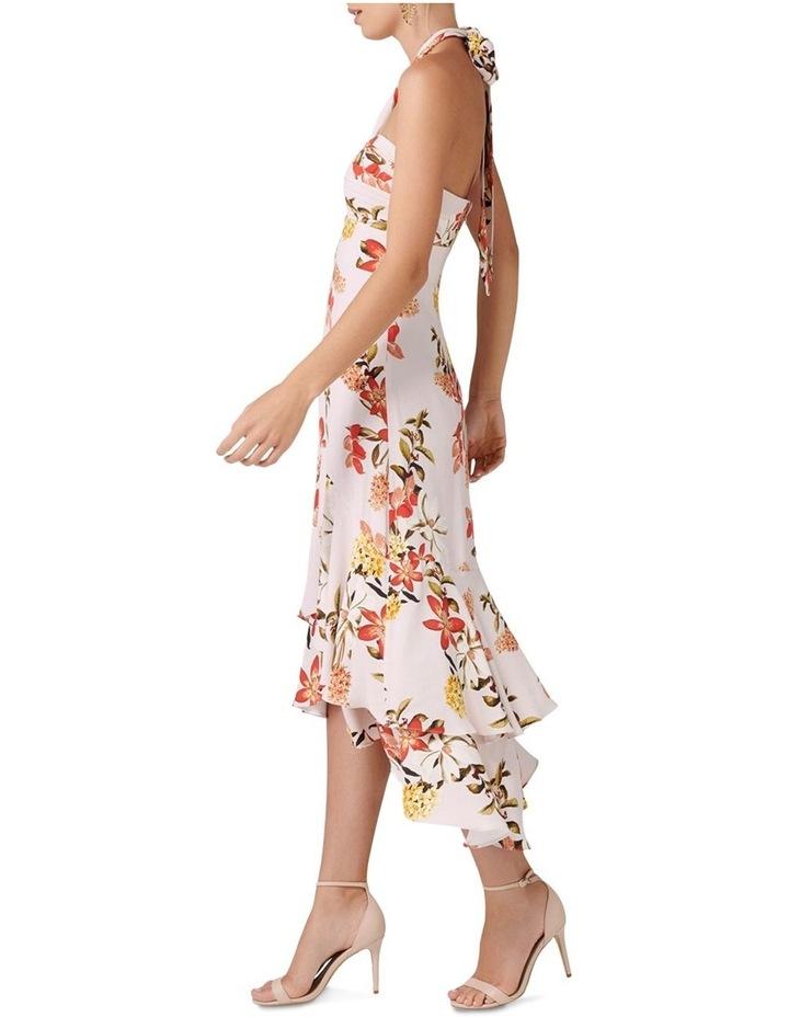 Moana Halter Neck Floral Dress image 3