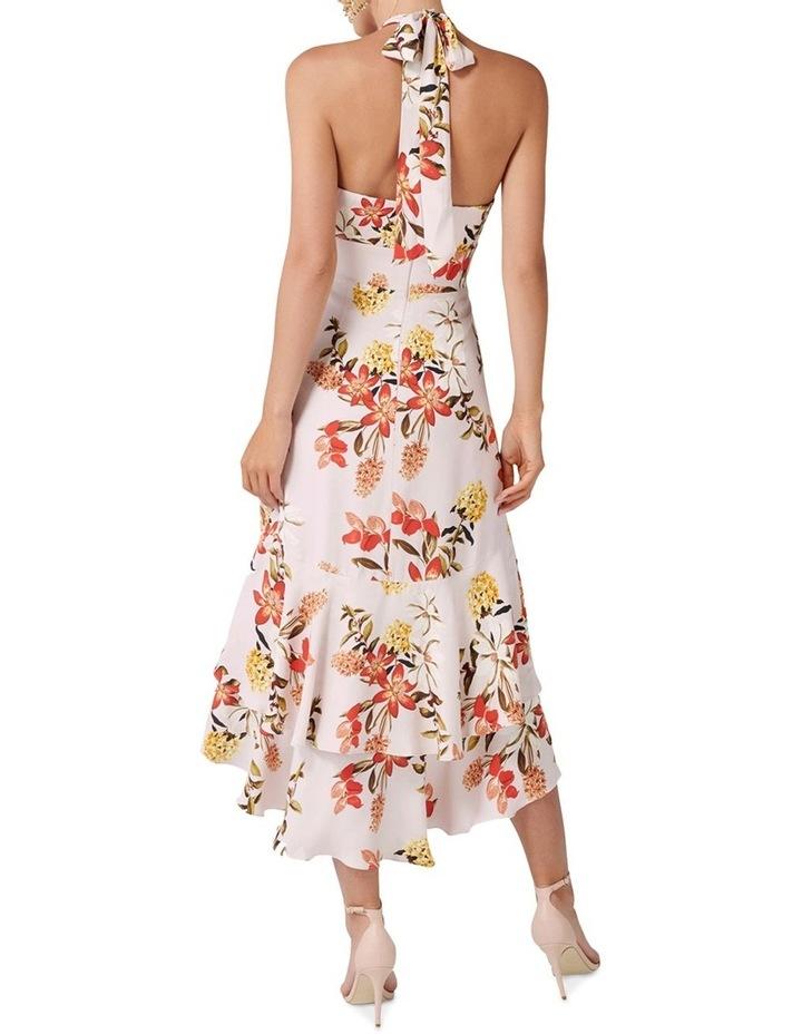 Moana Halter Neck Floral Dress image 4