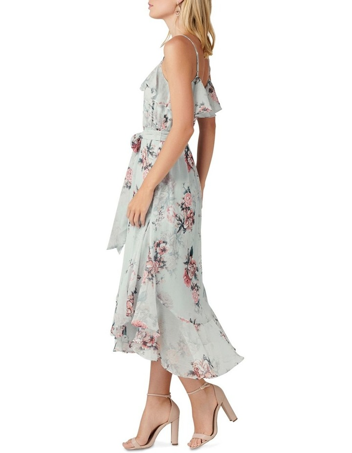 Amy Printed Midi Dress image 3