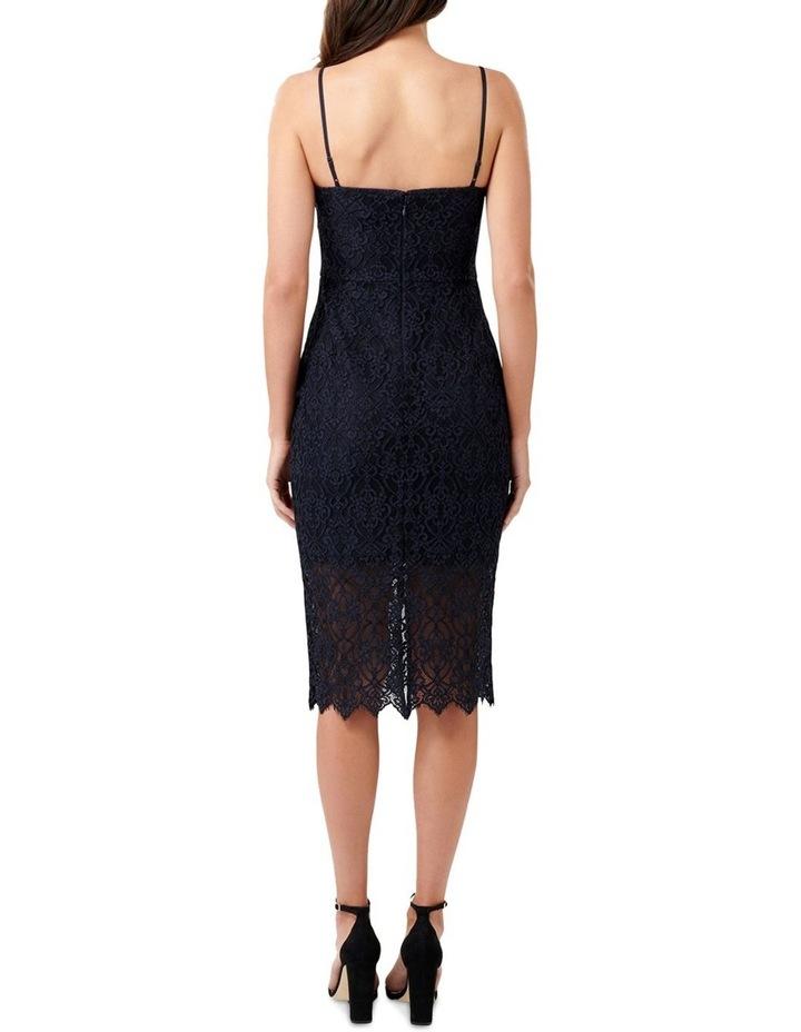 Emma Corset Front Lace Bodycon Dress image 4
