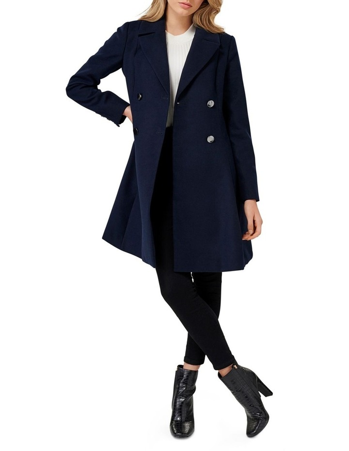 Paige Skirt Coat Petite image 2