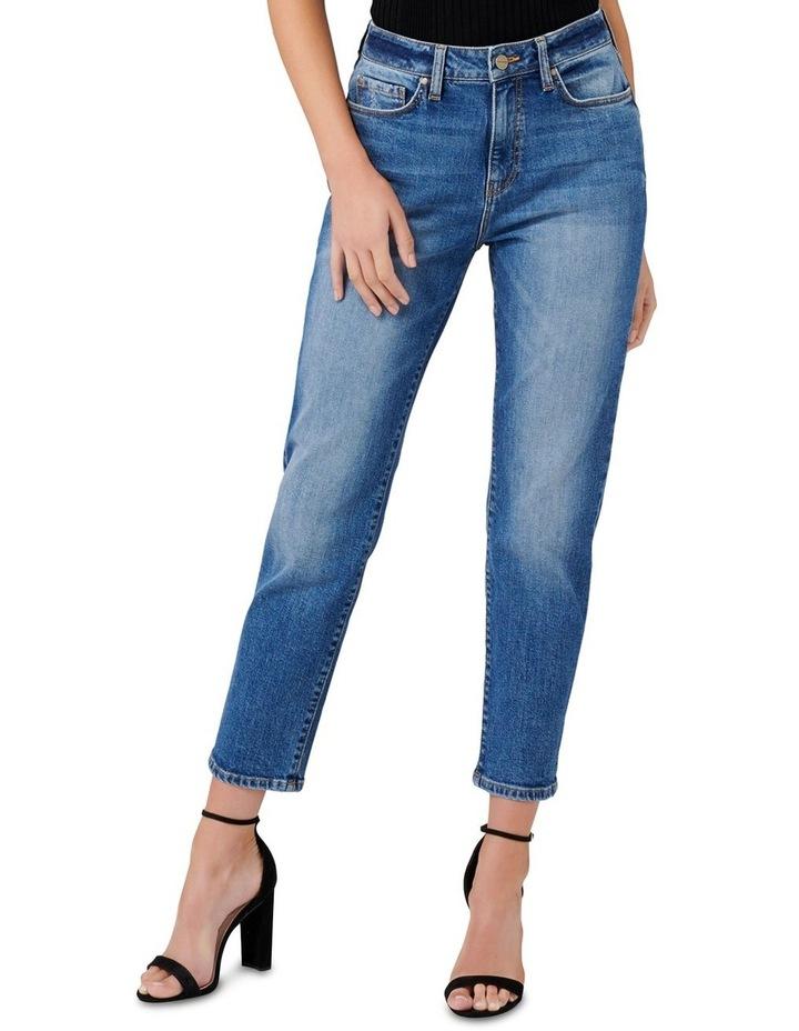 Bridget Mid Rise Boyfriend Jeans image 1