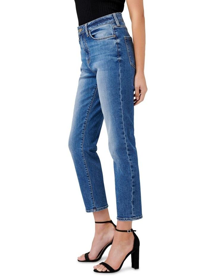 Bridget Mid Rise Boyfriend Jeans image 2