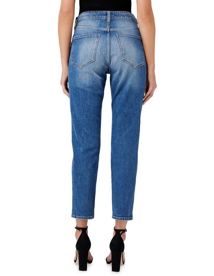 Bridget Mid Rise Boyfriend Jeans image 3