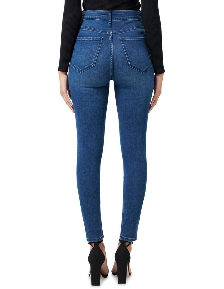 Helena High Rise Full Length Jeans image 3