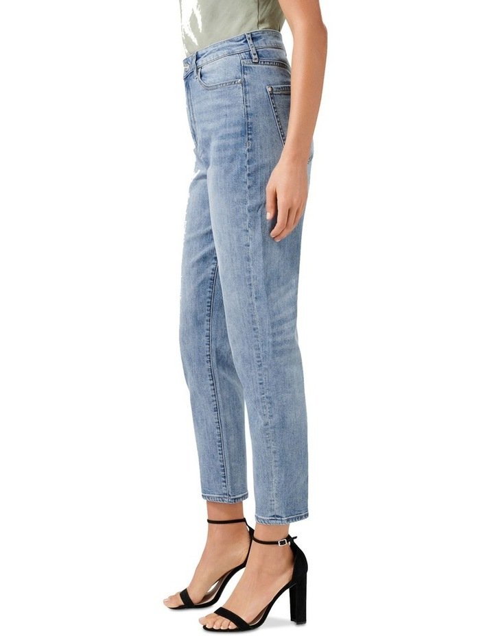 Mia High Rise Mom Jeans image 2