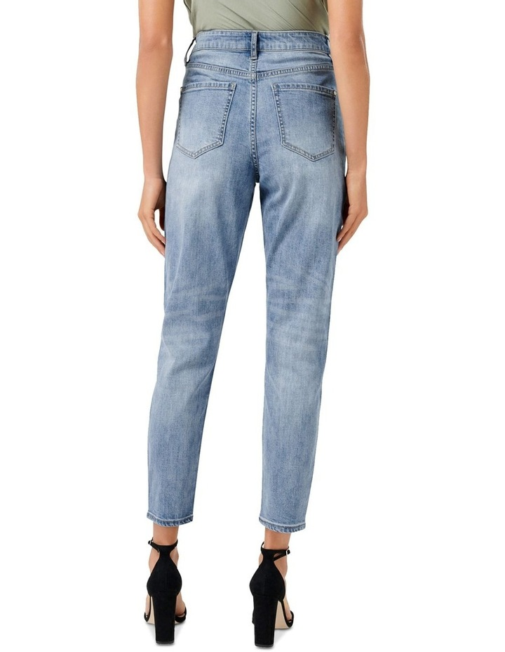 Mia High Rise Mom Jeans image 3