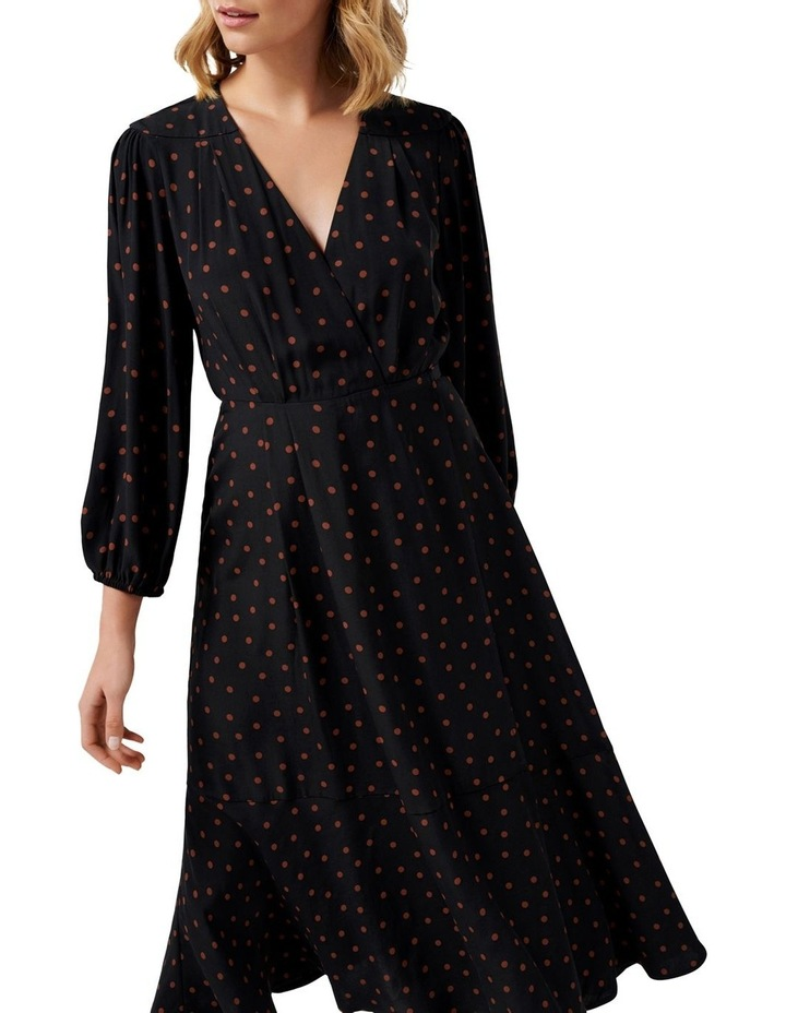 Mindy Wrap Dress image 2